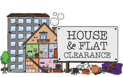 House & Flat Clearance Logo